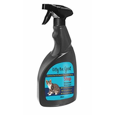 Kitty Be Good Stop Cat Scratching Spray Protect Furniture