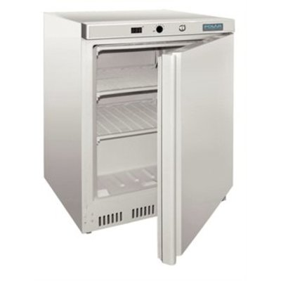 Polar Undercounter Freezer Capacity: 140 Litres. CD611