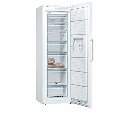 Bosch Serie 4 GSN36VW3P Freestanding Upright 242L A++ White freezer Serie 4 GSN36VW3P, Upright, 242 L, SN-T, No Frost system, A++, White