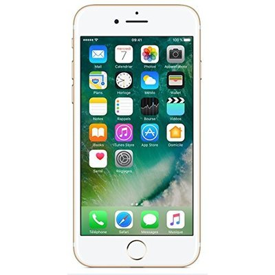 Apple iPhone 7 32 GB UK-SIM-Free Smartphone – Jet Gold (Certified Refurbished)