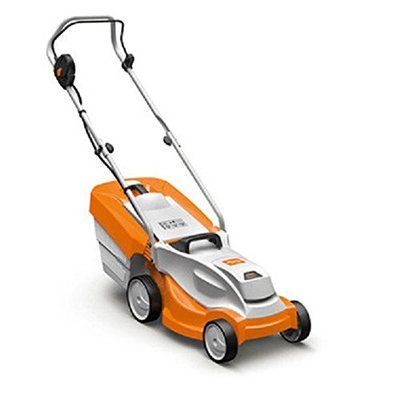 Stihl RMA 235 Rechargeable Mower Body Only, Multi-Colour