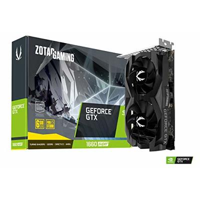 Zotac GAMING GeForce GTX 1660 SUPER Twin Fan, ZT-T16620F-10L