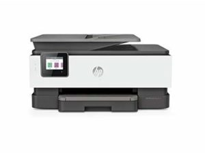 HP OfficeJet Pro 8024 All-in-One Wireless Inkjet Printer with Fax Damaged Box