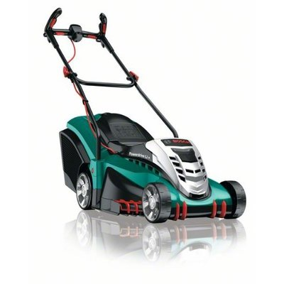 Bosch Rotak 43 LI – lawn mowers (Manual lawn mower, Drum, Battery, 20 – 70, Lithium-Ion (Li-Ion))