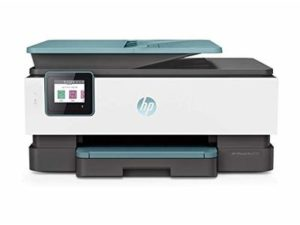 HP OfficeJet Pro 8025 A4 All-In-One Colour Inkjet Printer + Original Inks