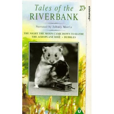 Tales of the Riverbank: The Night the Moon Came Down to Bathe / The Aeroplane Ride / Bubbles [VHS]