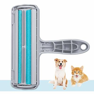 Kinkaivy Pet Hair Furniture Remover, Reusable Dog Cat Hair Remover Roller, Lint Remover from Furniture, Sofa, Bedding, Comforters Couch, and More. …