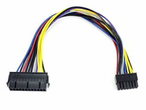 BGNing 24Pin 24P to 14Pin ATX Power Supply Cord Adapter cable for Lenovo IBM Dell H81 B75 A75 PC Desktop Motherboard Mainboard
