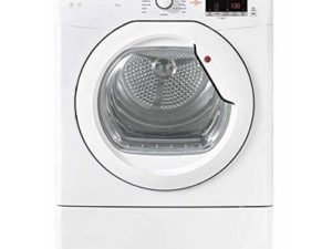Hoover 10KG Vented Tumble Dryer Glass Door- White
