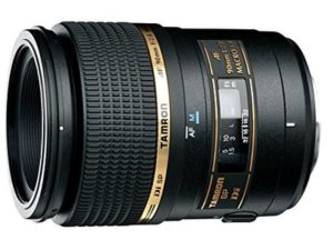 TAMRON Camera Lens For Nikon SP AF90mm F2.8 Di MACRO 1:1 272ENII JAPAN USED