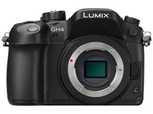 Panasonic DMC-GH4RE-K Lumix Digital Single Lens Mirrorless Camera (16.05 MP)