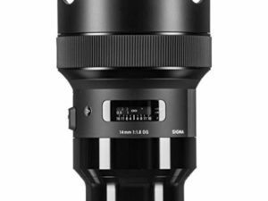 Sigma 14mm F1.8 DG HSM Art Lens – Sony FE Mount