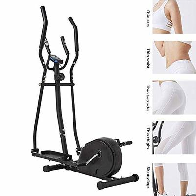 Magnetically controlled elliptical stepper, Space Walker, Indoor exercise bike equipment, Home Walker Mute, Portable