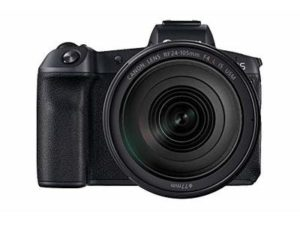 Canon EOS R full-frame system camera