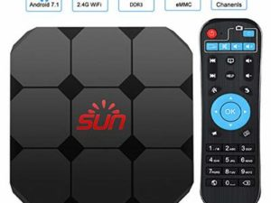 SUN IPTV Box Over 1600 Live Channels From UK DE FR IT ES Europe Brasil India Arab Asia, Sports Movie Kids Adult Channels No Subsription Fee