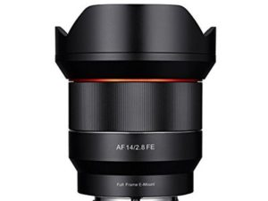 SALE Samyang AF 14mm f/2.8 FE Lens for Full Frame Sony E Mount