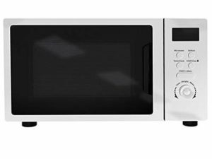 SIA DTM20WH 20L Freestanding Countertop 700W White Digital Microwave Oven