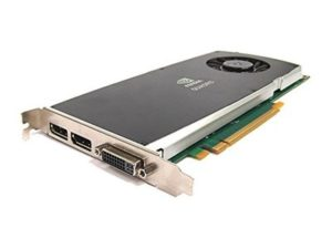 519297-001 HP nVidia Quadro FX 3800 FX3800 PCI-E Video Card 1GB