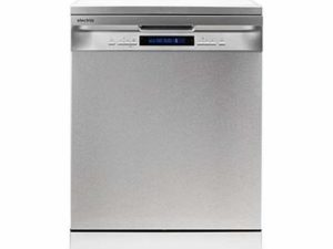 electriQ 14 Place Freestanding Dishwasher Stainless Steel