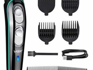 Hair Clippers for Men – Cordless Blade Hair Trimmer Beard Trimmer Hair Cutting & Grooming Kit with Guide Combs Brush – Rechargeable