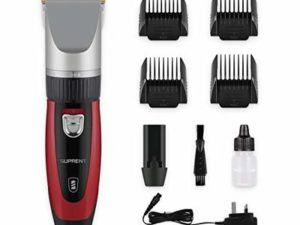 Hair Clippers for Men SUPRENT Professional Cordless Hair Clippers, Hair Trimmer Rechargeble,Haircutting Kit with Quick Charge for Family Use