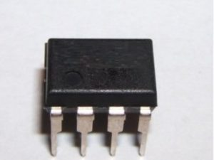 Rk Education LM358AN Low Power Dual Operational Amplifier 8 pin DIP Pack of 1