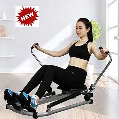 QINYUP Rowing Machine Home Water Resistance Hydraulic Rowing Machine Indoor Fitness Equipment Abdominal Muscle Fitness