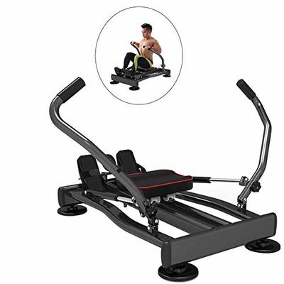 QINYUP Rowing Machine Fitness Equipment Home Rowing Machine Can Exercise Chest Muscles and Abdominal Muscles