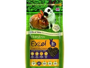 Burgess Excel Supa Rabbit Food Oregano 2Kg