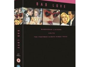 Movies That Matter – Bad Love: Dangerous Liaisons/Lolita/The Postman Always Rings Twice [DVD]
