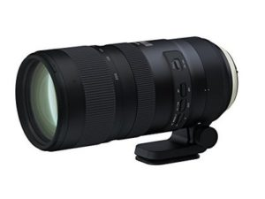 Tamron SP 70-200mm F/2.8 Di VC G2 for Nikon FX DSLR (6 Year Limited USA Warranty for New Lenses Only)