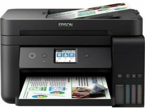 Epson EcoTank ET-4750 (Unlimited Printing for 2 Years) A4 Colour Multifunction I