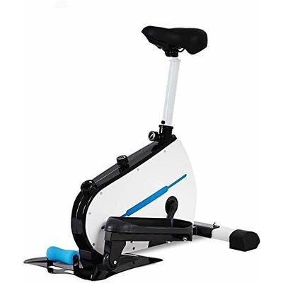 LMM Elliptical Trainer Elliptical Trainer Magnetic, Exercise Bike Cross Trainer Machines For Health & Fitness In Everyday Life And At Home Hometrainer Movement In The Office Under Every Desk