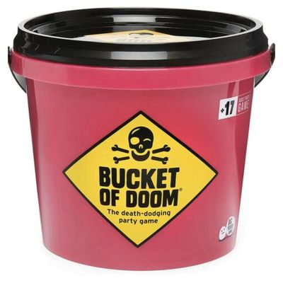 Big Potato Bucket of Doom: Escape Room Adult Party Game – Quick & Easy To Play