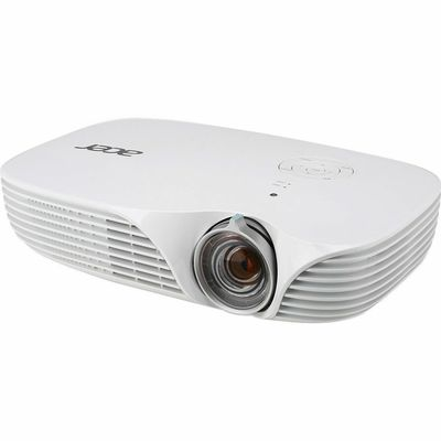 BRAND NEW ACER K138ST 3D PORTABLE LED PROJECTOR LUMISENSE+ MHL BLUETOOTH HDMI
