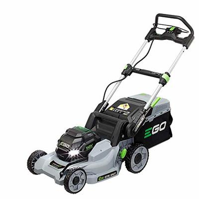 EGO LM1701E 42cm Cordless Lawnmower 56v includes 2.5Ah Battery & Standard Charger