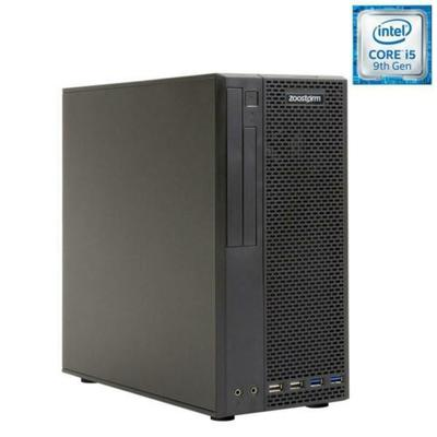 Zoostorm Elite Intel Core i5-9400F SFF Desktop PC Intel Core i5 None 480GB SSD