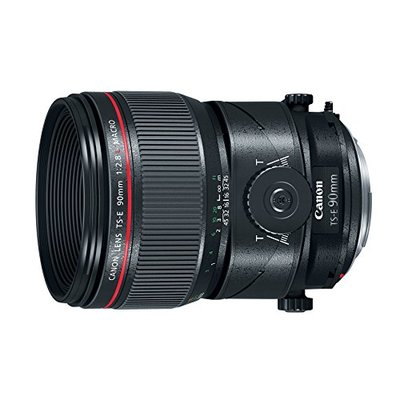 Canon 90mm f/2.8L Macro – Tilt-Shift DSLR Lens