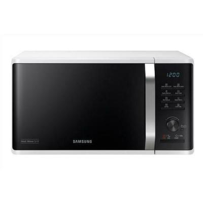 (Open Box) Samsung White 23L 800W Microwave Oven with ...