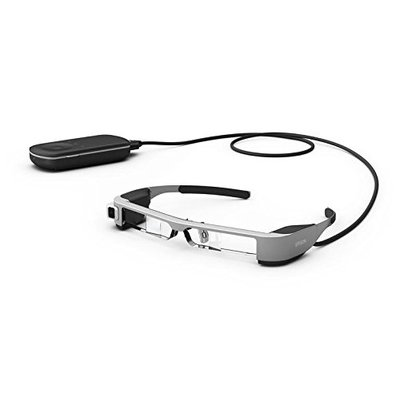 Epson Moverio BT-300 – Augmented Reality Glasses with an OLED Display