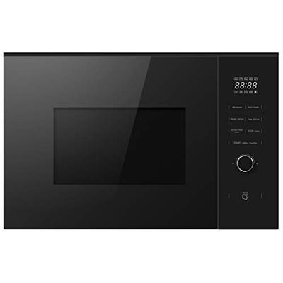 Cookology TCM25BGL 25L Built-in Microwave Oven with Grill, 900W