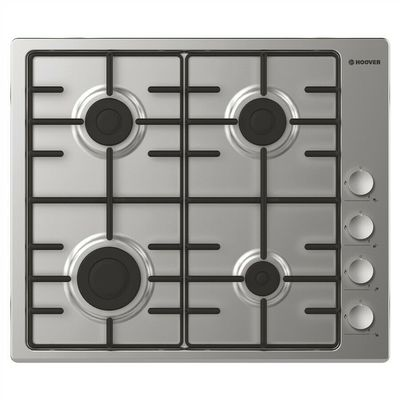 Hoover HHW6LCX Built in 4 Burner Gas Hob – Brand New