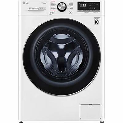 LG V7 F4V709WTS Wifi Connected 9Kg Washing Machine with 1400 rpm – White
