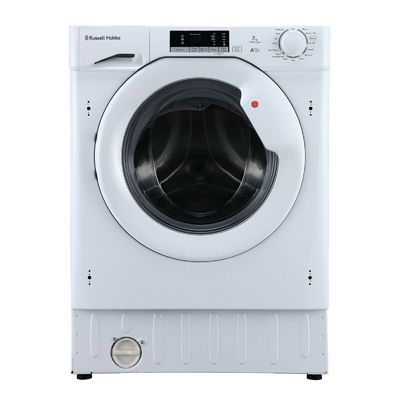 Russell Hobbs RHBI7140WM1 Built in/Integrated 7kg 1400rpm Spin Washing Machine