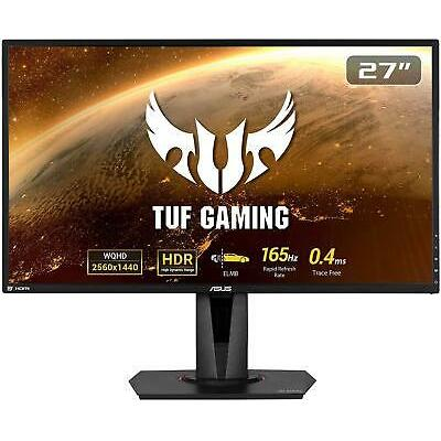 ASUS VG27BQ 27-INCH NEW CONDITION GAMING MONITOR (2560X1440, 155HZ, HDMI
