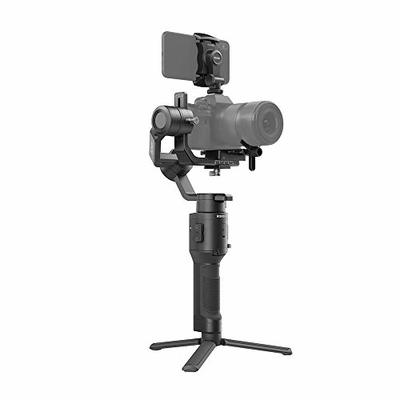 DJI Ronin-SC Stabilizer 3-Axis Gimbal for Mirrorless Camera Handheld Stabiliser Compatible with Sony Panasonic Lumix Nikon Canon, up to 2kg payload