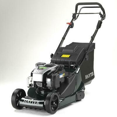 Hayter Harrier 41 Autodrive Lawnmower with Electric Start 376