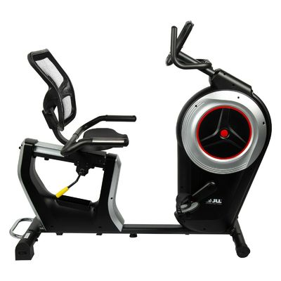 JLL RE600 Recumbent Home Exercise Bike, 6KG One Way Flywheel, iConsole