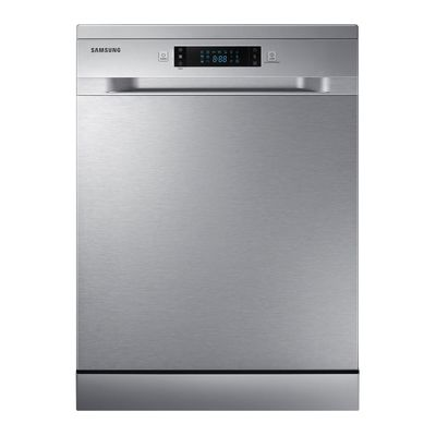 SAMSUNG DW60M6050FS Full-size Dishwasher – Stainless Steel, Stainless Steel