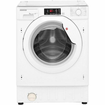 Hoover HBWMO 96TAHC-80 9kg 1600 Rpm Fully Integrated Full Height Washing Machine